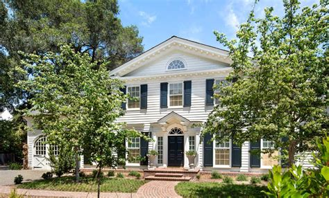 what style house do i crown moulding dominates this updated neoclassical