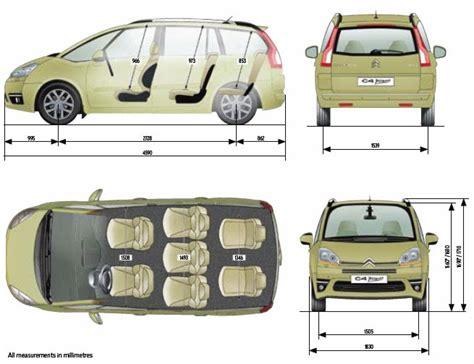 pneu c4 picasso locations de vehicule voitures dimension pneu c4 picasso 2008