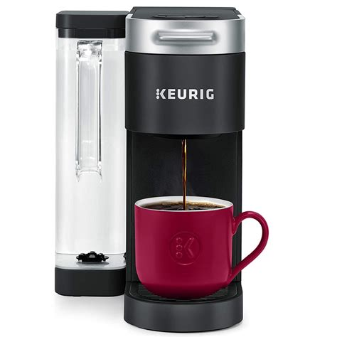 With this coffee maker, you do not need 1. Keurig K-Supreme Coffee Maker, Single Serve K-Cup Pod Coffee Brewer, With MultiStream Technology ...