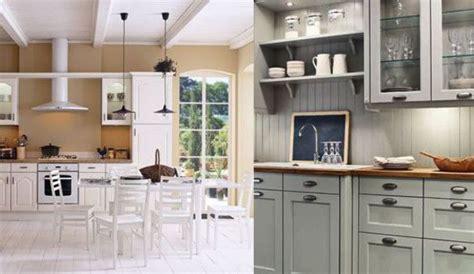 cuisine de charme le nouveau charme des cuisines familiales côté maison