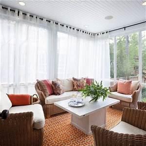 25 Best Ideas About Sunroom Curtains On Pinterest