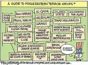 The US Guide To Middle-Eastern Terror Groups (In 1 Cartoon ...