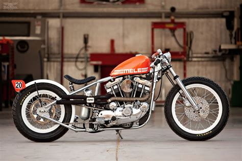 1979 Harley Davidson Sportster By Dp Customs