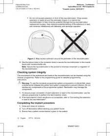 Medtronic 97715 Implantable Neurostimulator User Manual
