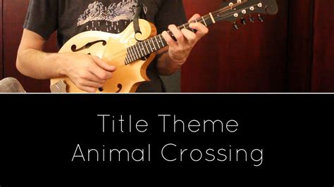 title theme animal crossing acoustic chords chordify