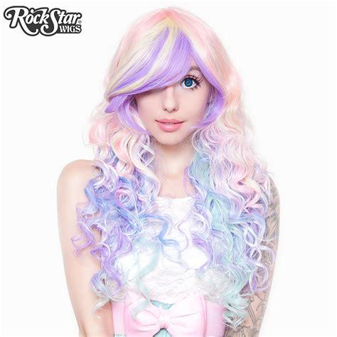 Rockstar Wigs Rainbow Rock Collection Hair Prism 2