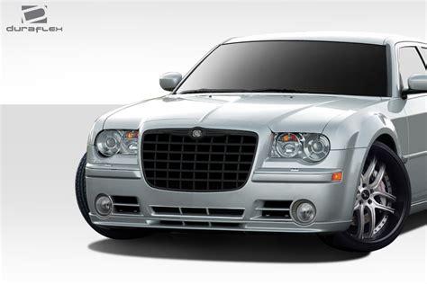 Chrysler 300 Srt 10 by 05 10 Chrysler 300 Srt Look Duraflex Front Kit Bumper