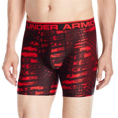 Under Armour - Under Armour Original 6'' BoxerJock Print ...