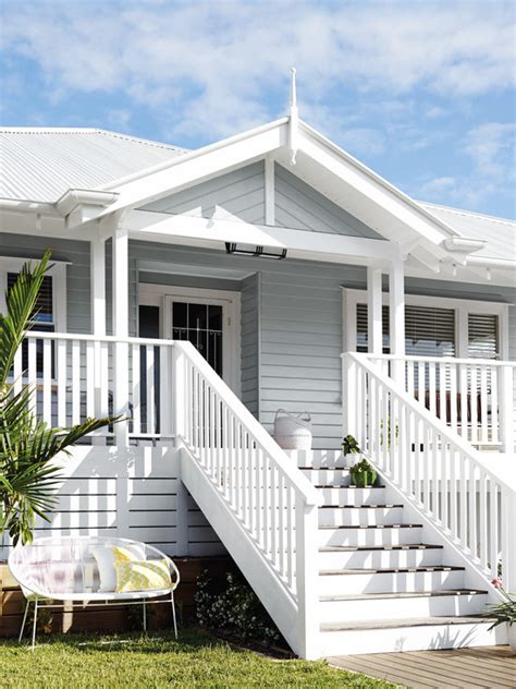 Coastal Style Queensland Beach House Style