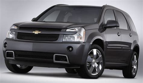 2008 Chevrolet Equinox Sport To Join Automakers Lineup