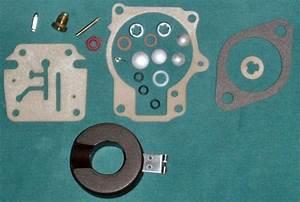 Carburetor Repair Kit For Johnson Evinrude 18