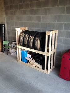 Ranger Garage : fabriquer des meubles avec des palettes en 33 id es originales ~ Gottalentnigeria.com Avis de Voitures