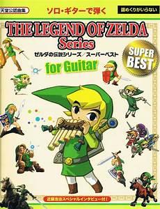 The Legend Of Zelda Series Super Best For Guitar