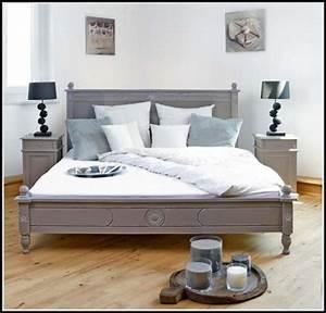 Betten Im Landhausstil : bett im landhausstil betten house und dekor galerie ~ Michelbontemps.com Haus und Dekorationen