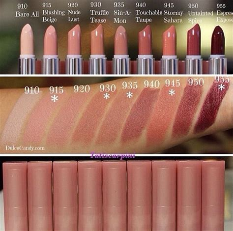 buff color the maybelline color sensational buff collection swatches