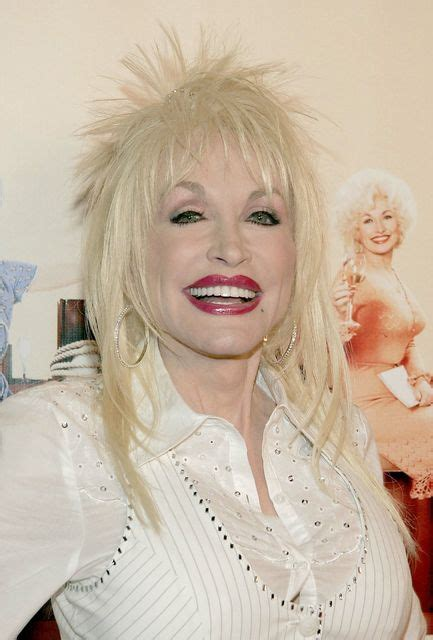 iconic hairstyles dolly parton rocked