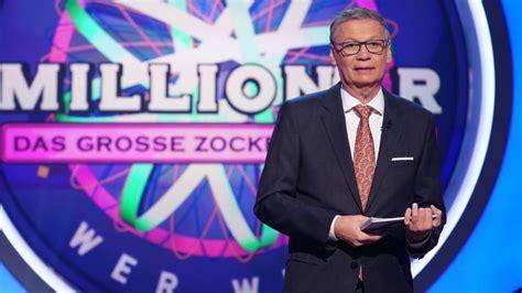 Damit fiel er damals auf 1000 euro zurück. Wer wird Millionär: Günther Jauch sagt Antwort vor - und ...