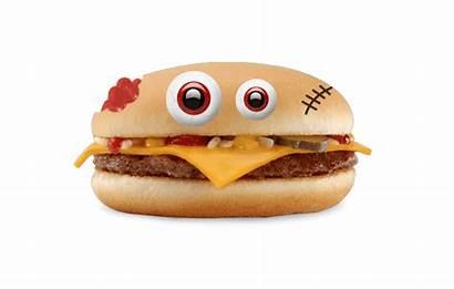 Burger Cheeseburger Animated King Mcdonald Wendy Drink