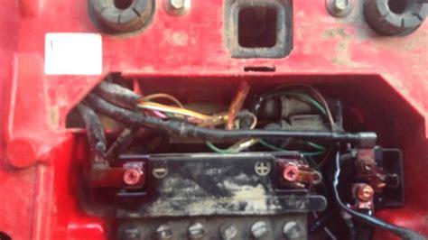 fixing   wheeler wiring youtube