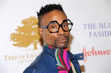 How Billy Porter Has Fought Off Sexual Harassment Page Six