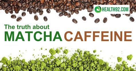 While green tea heals some major problems in the body, the coffee equally competes in offering other healing capacities. Matcha Caffeine: The Truth About Matcha Caffeine | Matcha ...