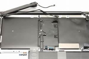 Tutoriel décrivant le changement du clavier sur un MacBook ...