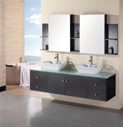 wall mounted vanities contemporary bathroom vanities