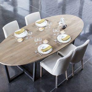 table ovale cuisine 1000 idées sur le thème table ovale sur