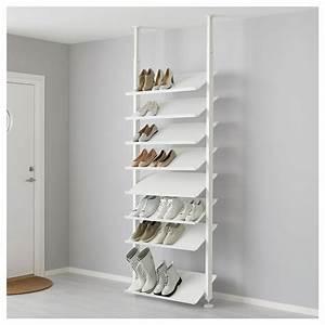 Etagere A Chaussure Ikea : elvarli shoe shelf white 80x36 cm ikea ~ Dailycaller-alerts.com Idées de Décoration