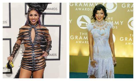 Grammy Awards: The worst celeb fashion fails in history ...