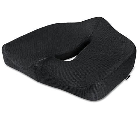 coussin ergonomique pour chaise de bureau sitfit plus coussin ergonomique efficace pour chaise de