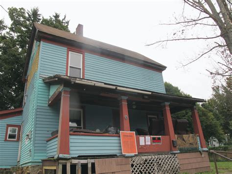 Condemned House by Demolition Stalled On Eagle Condemned House News