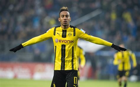 Download wallpapers Pierre-Emerick Aubameyang, football ...
