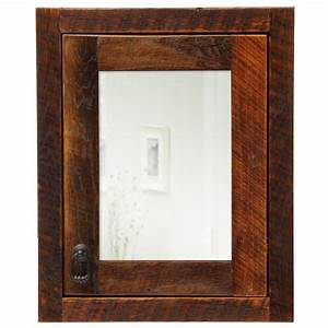 barnwood right hinged inset medicine cabinet from fireside With barnwood medicine cabinet