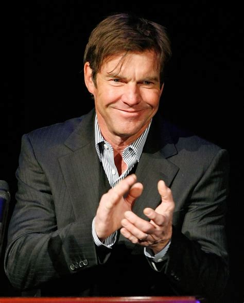 dennis quaid personality dennis quaid photos photos showest 2009 day 3 zimbio