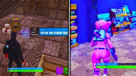 eye   storm tracker gameplay  fortnite