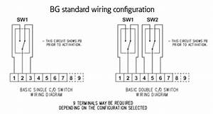 Eaton Medc Bg - Standard Wiring Configuration