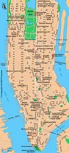 Plan De Manhattan : plan de manhattan loin d 39 ici blog de voyage carnets ~ Melissatoandfro.com Idées de Décoration