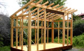 barn shed plans free
