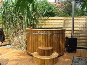 Badezuber Selber Bauen : vacation in estonia mobile version lemmik mees barrel sauna hot tub ~ Frokenaadalensverden.com Haus und Dekorationen