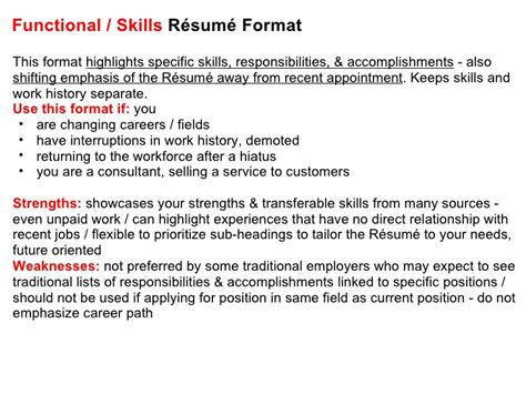Key Skills To Add To A Resume by Effective Cv Resume Writing