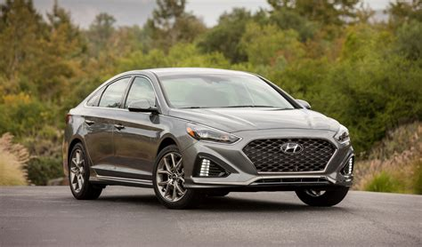 2018 Hyundai Sonata Review  The Torque Report