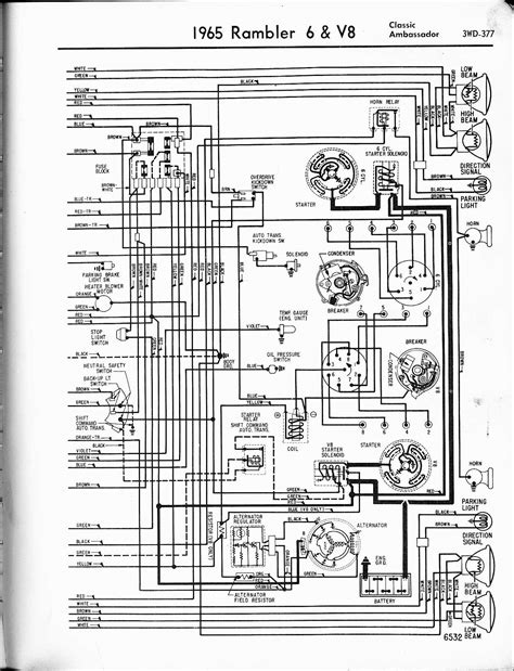 1967 Jeep Cj Wiring Diagram by Back Up Light Switch 65 Classic The Amc Forum Page 1