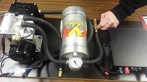Demo Of Thecvr Vp555 And Vp665 Brake Vacuum Pumps