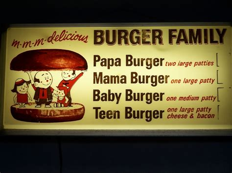 A+W burger family | Greg | Flickr
