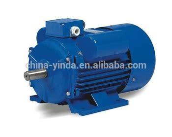 120v Electric Motor by Ycl Single Phase 120v 60hz Electric Motor Buy 120v 60hz