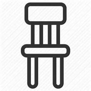 Chair, furniture, interior, room, seat icon | Icon search ...