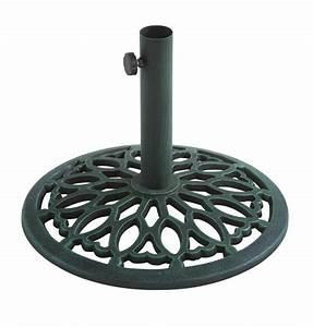 Parasol Chauffant Castorama : pied de parasol roulettes ~ Edinachiropracticcenter.com Idées de Décoration
