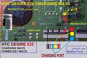Htc Desire 826 Circuit Diagram
