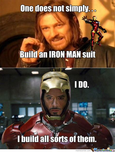 Man Memes - iron man meme center image memes at relatably com